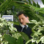 Grüne Kollegen fürs Klima (Foto)