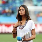Sara Carbonero ist die Freundin von Spaniens Torhüter Iker Cassilas.