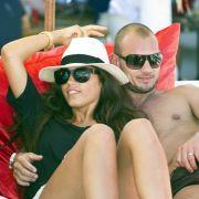 Heiß, heißer, Yolanthe Sneijder-Caban: Seit Juli 2010 ist die 25-Jährige mit Wesley Sneijder verheiratet.