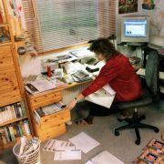 Der eigene Schreibtisch ist der Klassiker unter den Lernorten.