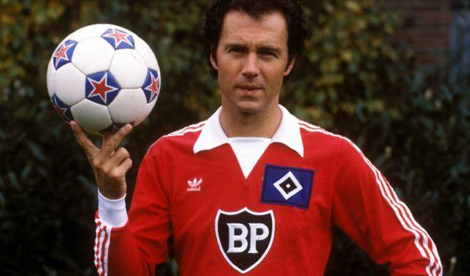 Franz Beckenbauer (Foto)