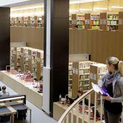 Die Bibliothek ist einer der beliebtesten Lernorte überhaupt. (Foto)