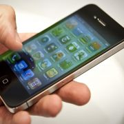 Mit dem iPhone stürmte Apple den Mobilfunkmarkt.