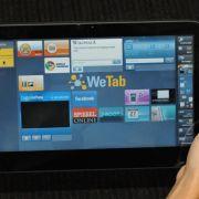 Das wePad als Antwort zum iPad?