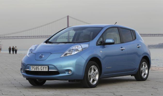 Die Produktion des Nissan Leaf ist im japanischen Werk Oppama angelaufen.