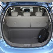 Sprit- aber kein Platzsparer: Der Kofferraum fasst 330 Liter, ein VW Golf hat etwas mehr.