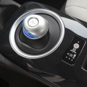 Vorwärts, Leerlauf, rückwärts, Parken: Ein Elektroauto kommt ohne Getriebe und Gangstufen aus.