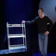 Mad TV parodiert die glorifizierenden Auftritte von Steve Jobs mit einem neuen i-Produkt.