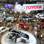 Denn vom 19. bis zum 28. November öffnen sich die Tore der LA Auto Show in Los Angeles.