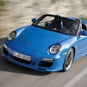 Ebenso wie der Porsche 911 Speedster, ...