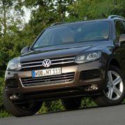 VW Touareg V6 TDI Bluemotion Exclusive