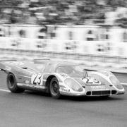 Porsche 917 in Le Mans 1970