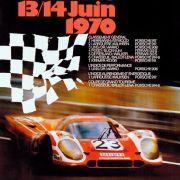 Porsche 917 Plakat