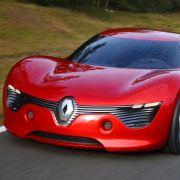 Elektrostudie Renault Dezir