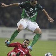 Für Bremen wird es nach dem 0:2 gegen Enschede fast unmöglich noch das Achtelfinale zu erreichen.