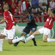 Tel Aviv setzte Schalke mächtig unter Druck.