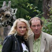 Jenny Elvers-Elbertzhagen und Michael Lesch