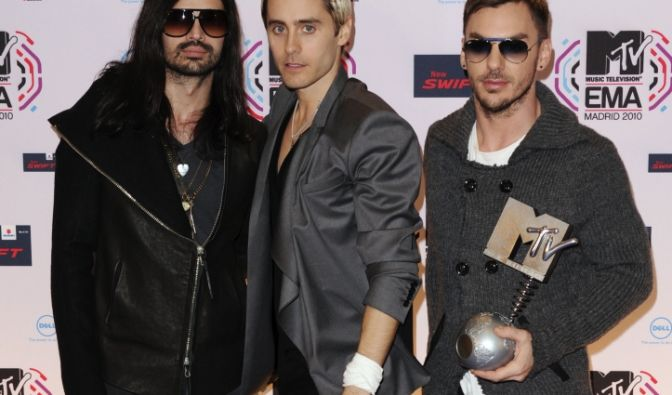 Die Band 30 seconds to mars