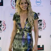 Shakira bekam den Free your mind Award