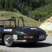 Dieser schokobraune 300 SL Roadster ist kein Shoeshine-Car, wie die Amerikaner sagen. Dieser 300er will gefahren und durch die Kurven gejagt werden.