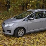 Ab Dezember ist der neue Ford Grand C-Max beim Händler.