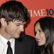 Demi Moore und Ashton Kutcher