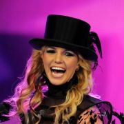 Teenieidol Britney Spears (28).