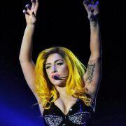 Top imGeschäft: Pop-Diva Lady Gaga.
