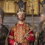 Schwupps lässt sich Heinrichs Neffe Stephan zum neuen König krönen.