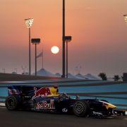 Sebastian Vettel im Red Bull.