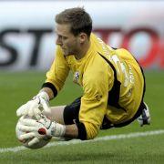 Und er sorgte dafür, dass bei den Breisgauern die Null stand: Oliver Baumann absolvierte sein bestes Spiel im SCF-Trikot.