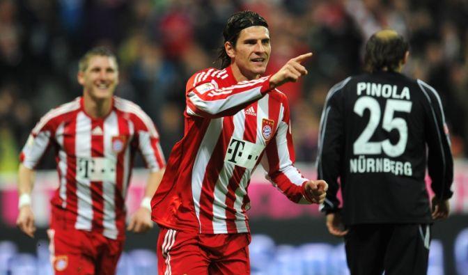 Doppel-Torschütze Mario Gomez.