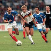 Schwaben-Pfeil Kürgen Klinsmann
