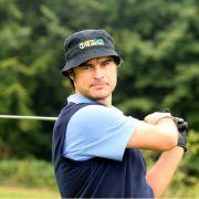 Golfer Thomas Berthold
