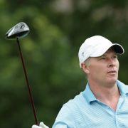 Golfer Stefan Reuter.