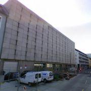 Im März 2009 ist das Kölner Stadtarchiv eingestürzt. Bei Google Street View steht es noch.