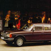 Der Mercedes W123 hätte auch eine Revolution mit Wankelmotor werden können, aber die Ölkrise von 1973 verhinderte dies.