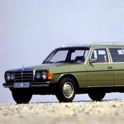 Auch nicht gerade in Hingucker, aber für viele Käufer eine willkommene Ergänzung der Palette war die Kombiversion, das T-Modell.