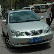 Der chinesische Hersteller BYD will ab 2011 seine Autos nach Europa bringen.