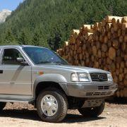 ...wie Dacia präsentiert auch Tata einen Pickup.