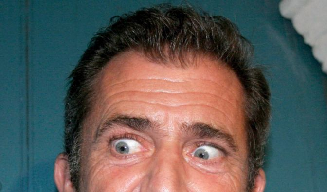 Hollywood-Star Mel Gibson