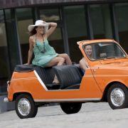 Wenn jemand vor Freude Luftsprünge vollführt, heißt das im Französischen cabrioler.