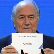 Verlieren Russland und Katar ihre WM-Turniere? (Foto)