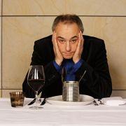 Andere Restaurants machten es ihm hingegen nicht so leicht. Einmal musste er eine Suppe probieren. Es war ungenießbar, erinnerte sich Rach im Nachhinein.