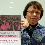 Bei ihr bekommen die Opfer von Loverboys Hilfe: Bärbel Kannemann von der Stiftung StopLoverboysNu.