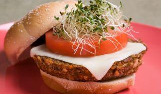Veggie-Burger (Foto)