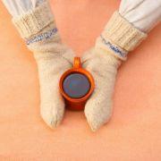 Der Winter macht dem Körper zu schaffen. Frauen haben mit der klirrenden Kälte an den Zehen besonders zu kämpfen.