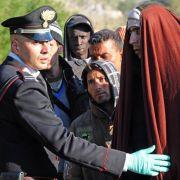 In ihrem Heimatland sehen die Tunesier keine Zukunftsperspektive.