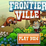 Bei FrontierVille können Spielwütige zum Cowboy mit eigener Siedlung werden.