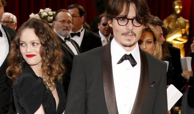 Johnny Depp und Vanessa Paradis (Foto)